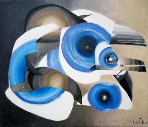 artiste peintre chris pollet peinture l 39 huile figurative abstraite sculpture c ramique. Black Bedroom Furniture Sets. Home Design Ideas